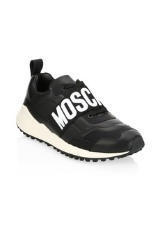 Moschino Logo Dad Sneakers