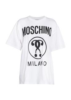 Moschino Logo Milano T-Shirt