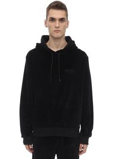 Moschino Logo Printed Sweatshirt Hoodie