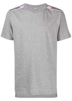Moschino logo sleeve T-shirt