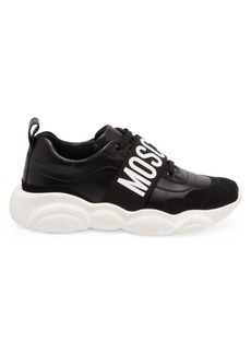 Moschino Logo Strap Dad Sneakers