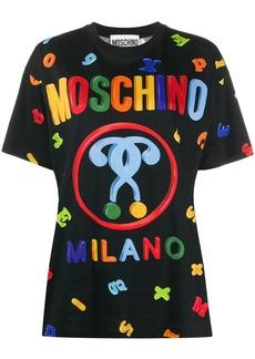 Moschino Fridge Magnets print T-shirt