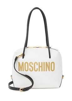 Moschino Logo Tote Bag