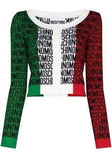 Moschino Lost & Found wool cardigan