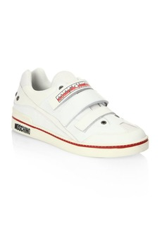 Moschino Low-Top Grip-TapeSneakers