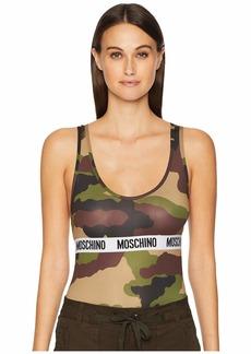 Moschino Microfiber Bodysuit