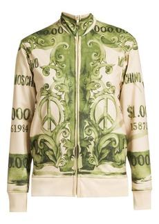 Moschino Million Dollar Track Jacket