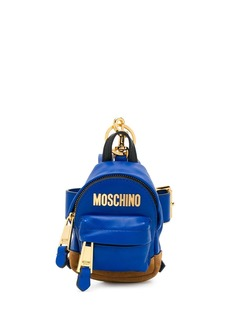 Moschino mini-backpack lanyard bag