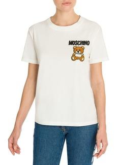 Moschino Mini Bear Fitted T-Shirt