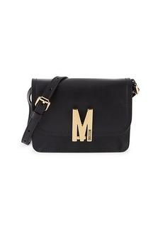 Moschino Mini Leather Crossbody Bag
