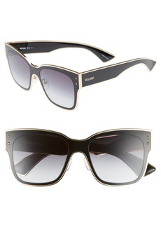 Moschino 55mm Cat Eye Sunglasses