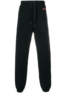 Moschino bear motif polo shirt - Black