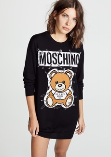 Moschino Bear Tee Dress