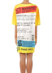 Moschino Capsule Print Dress
