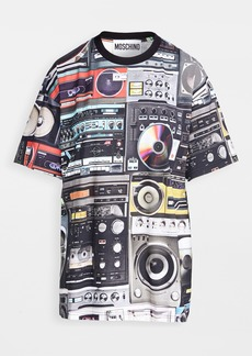 Moschino CD Tech Shirt