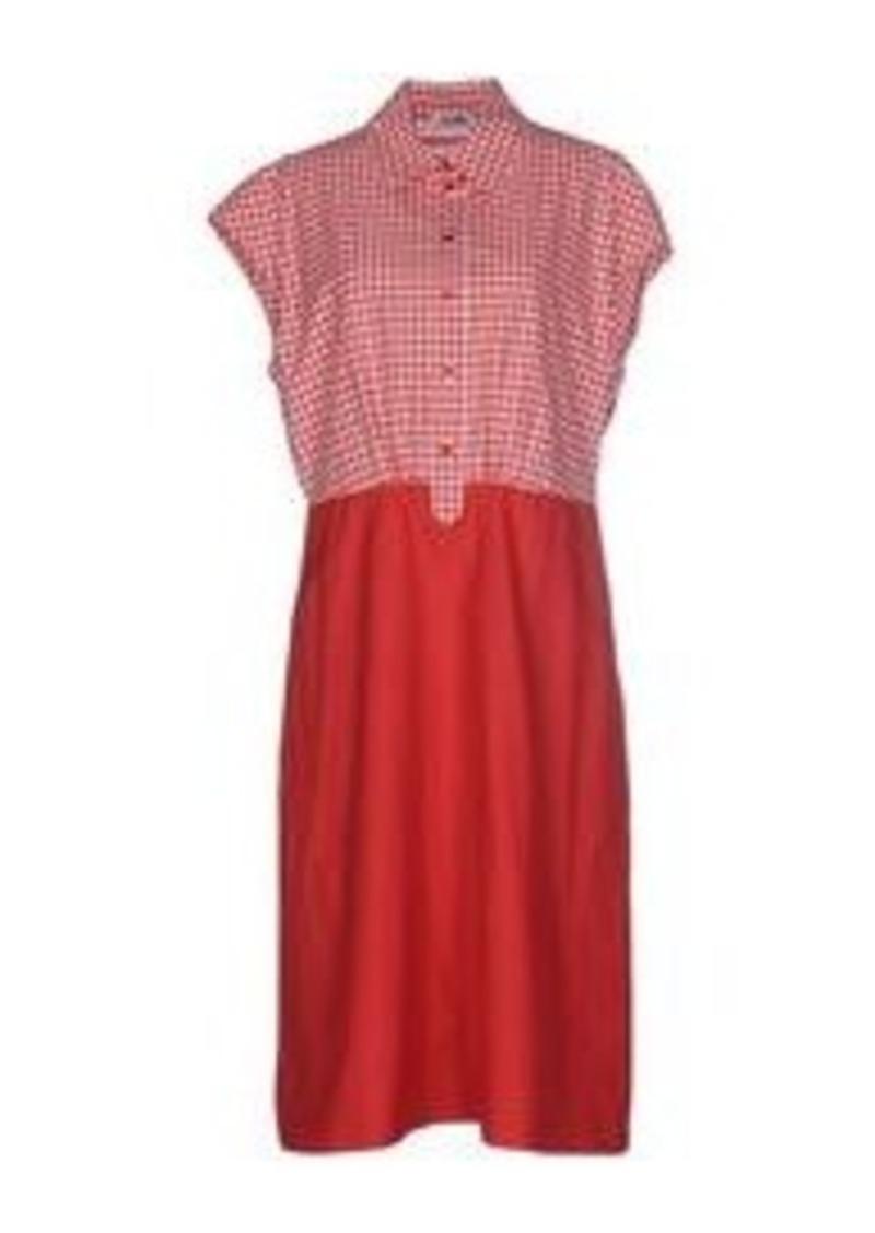 MOSCHINO CHEAPANDCHIC - 3/4 length dress