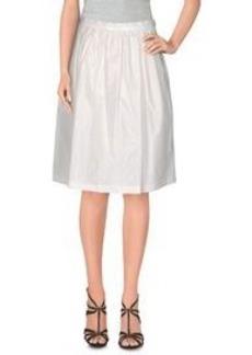 MOSCHINO CHEAP AND CHIC - Knee length skirt