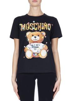 Moschino Christmas Teddy Tee