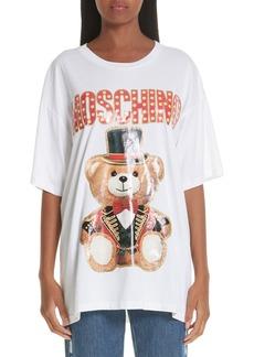 Moschino Circus Teddy Oversize Tee