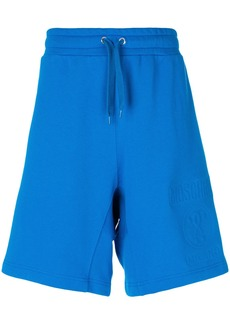 Moschino classic deck shorts - Blue