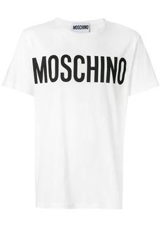 Moschino classic logo T-shirt - White