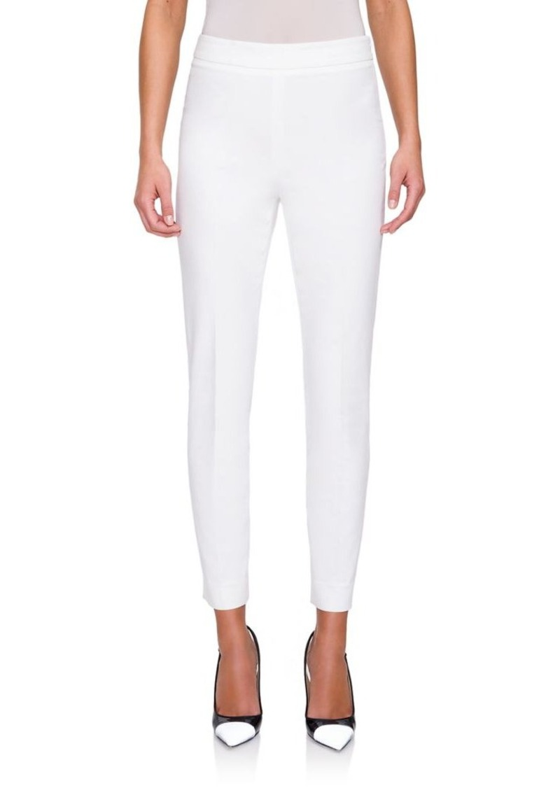 Moschino Cotton-Blend Trousers