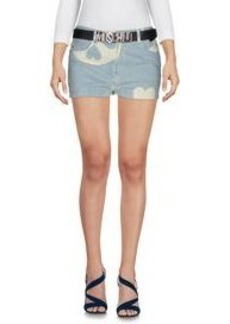 MOSCHINO COUTURE - Denim shorts