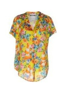 MOSCHINO - Floral shirts & blouses