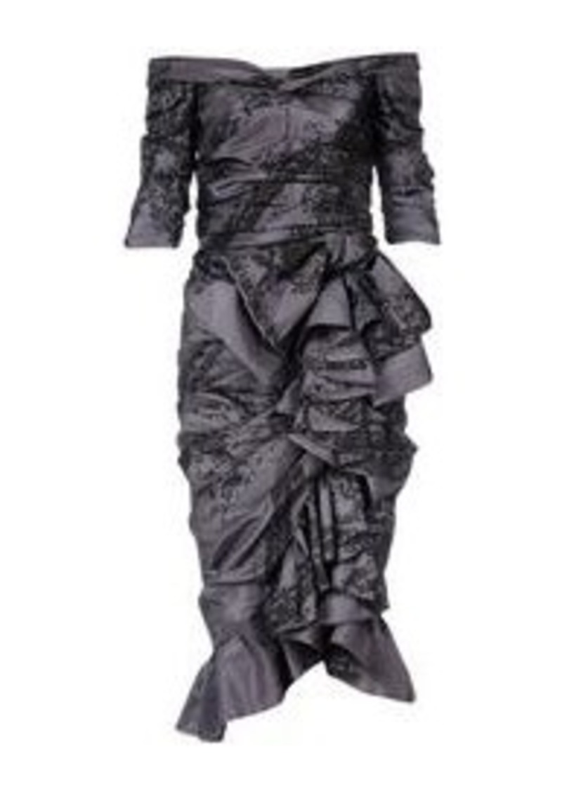 MOSCHINO COUTURE - Knee-length dress