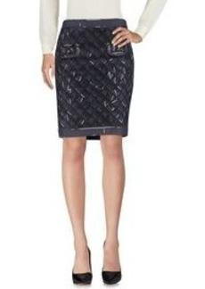MOSCHINO COUTURE - Knee length skirt