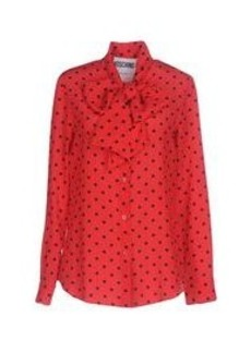 MOSCHINO - Patterned shirts & blouses