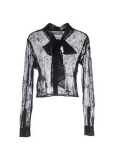 MOSCHINO COUTURE - Lace shirts & blouses
