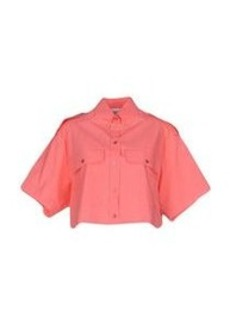 MOSCHINO COUTURE - Solid color shirts & blouses