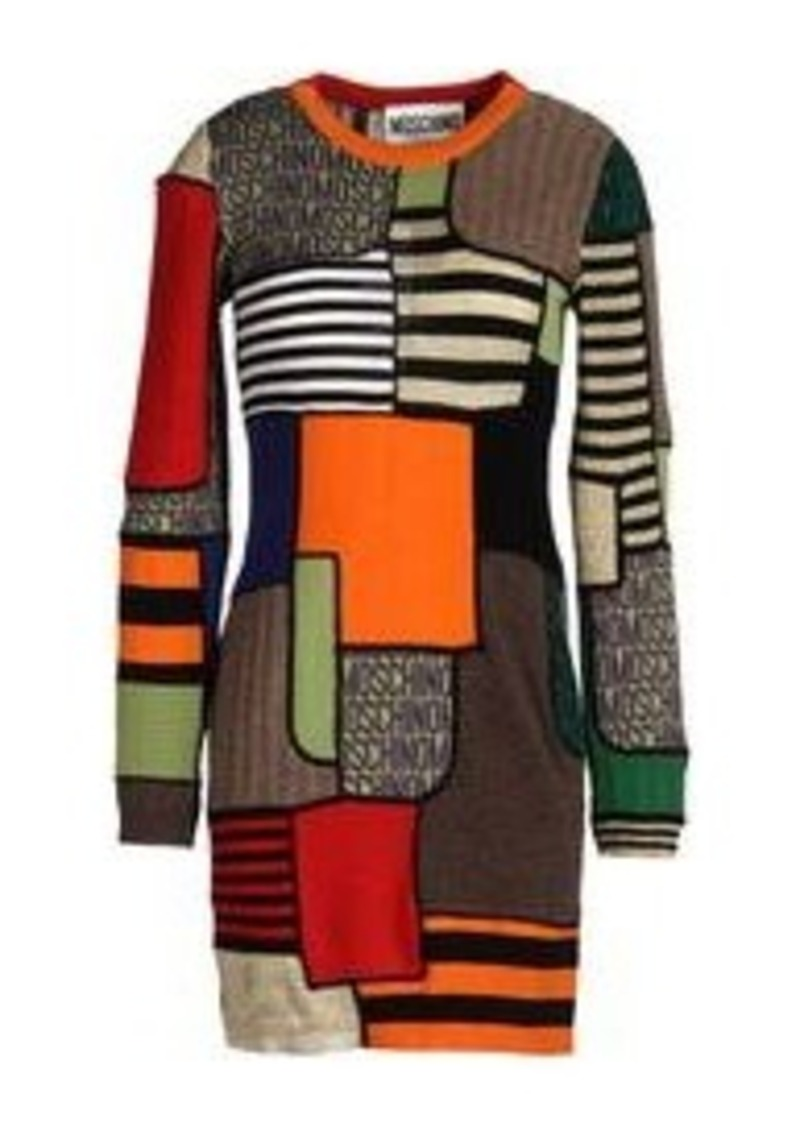 MOSCHINO - Knit dress