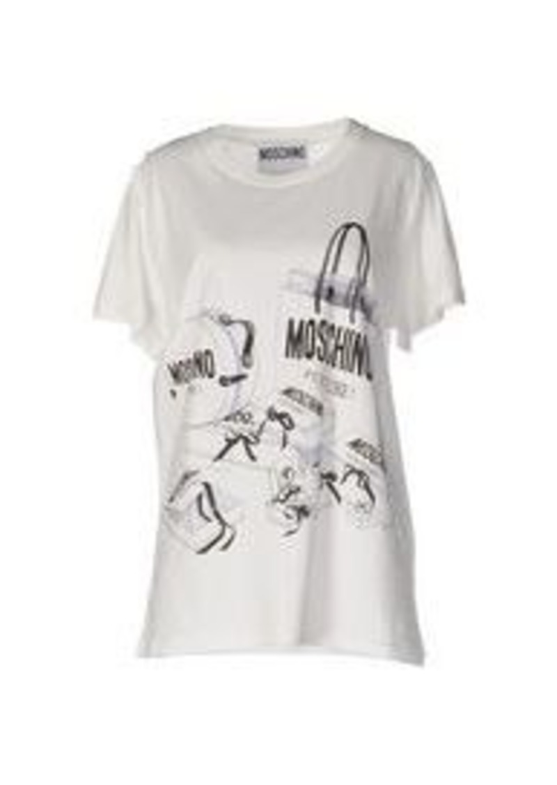 MOSCHINO COUTURE - T-shirt
