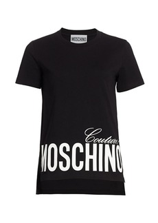 Moschino Couture Graphic T-shirt