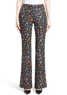 Moschino Floral Print Pants
