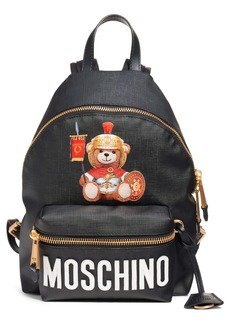Moschino Gladiator Teddy Backpack