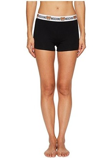 Moschino Jersey Stretch Underbear Shorts