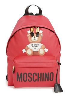 Moschino Large Fantasy Bear Backpack