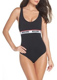 Moschino Logo Bodysuit