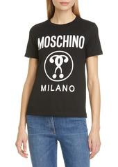 Moschino Logo Graphic Tee