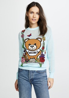 Moschino Moschino Bear Swing Sweater
