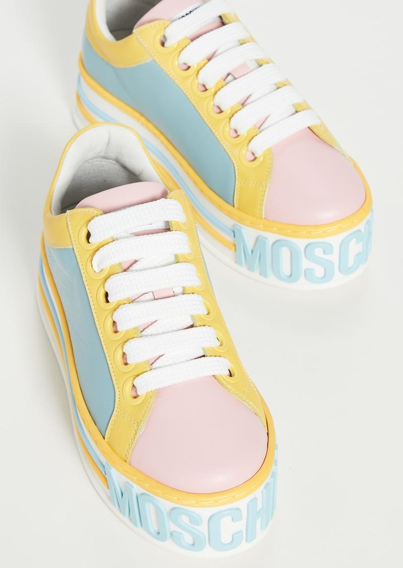 Moschino Moschino Platform W Sneakers