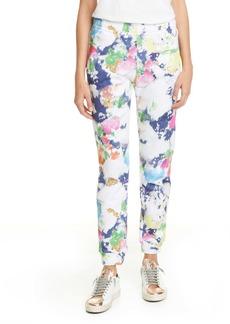 Moschino Paint Print Sweatpants