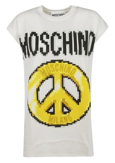 Moschino Peace Sign Tank Top