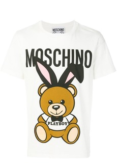 Moschino playboy beat T-shirt