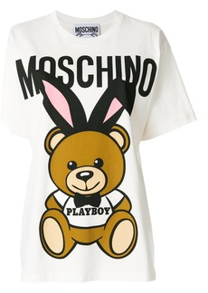 Moschino Playboy teddy T-shirt