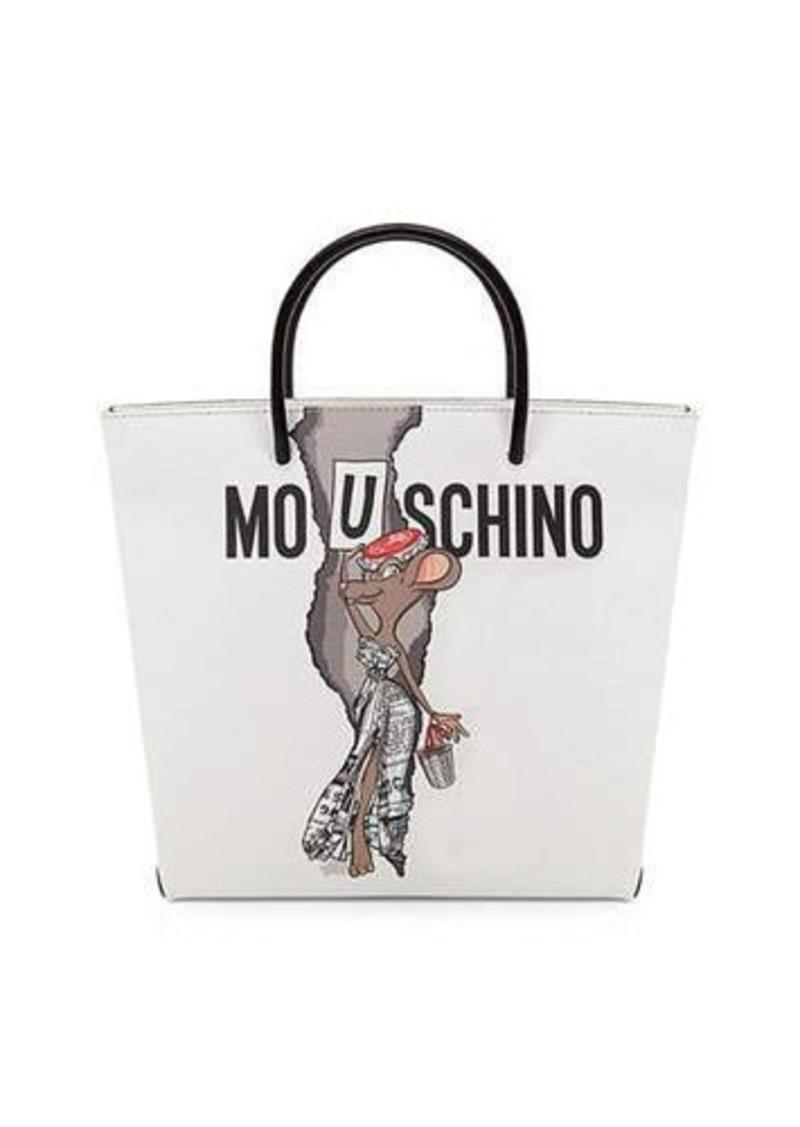 Moschino Rat A Porter Mouschino Per Tote Bag