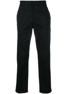 Moschino regular chino trousers